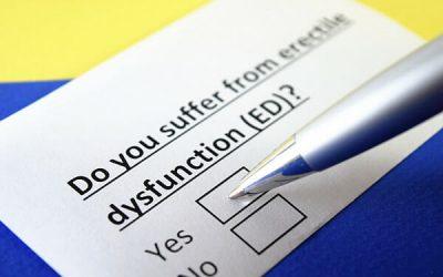 Da li imam erektilnu disfunkciju?Međunarodni upitnik IIEF-5